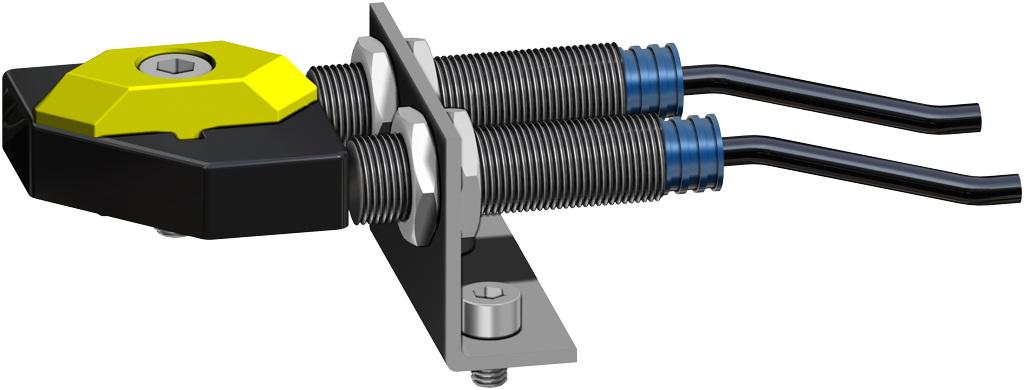 A105碳钢材质GS单效气动执行器 - 附件 - 接近式限位器