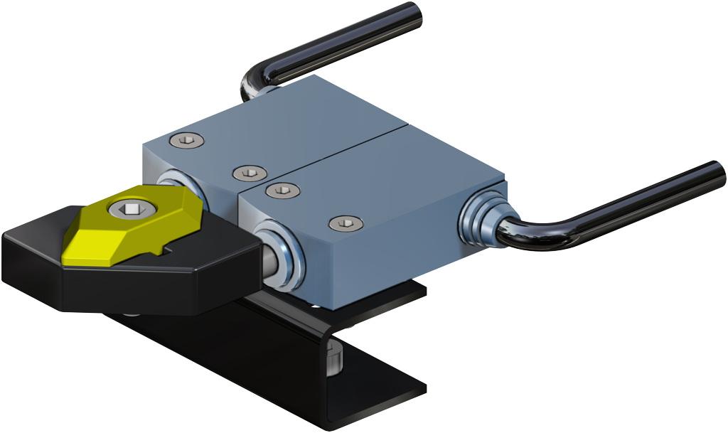 A105碳钢材质GS单效气动执行器 - 附件 - 机电式限位器