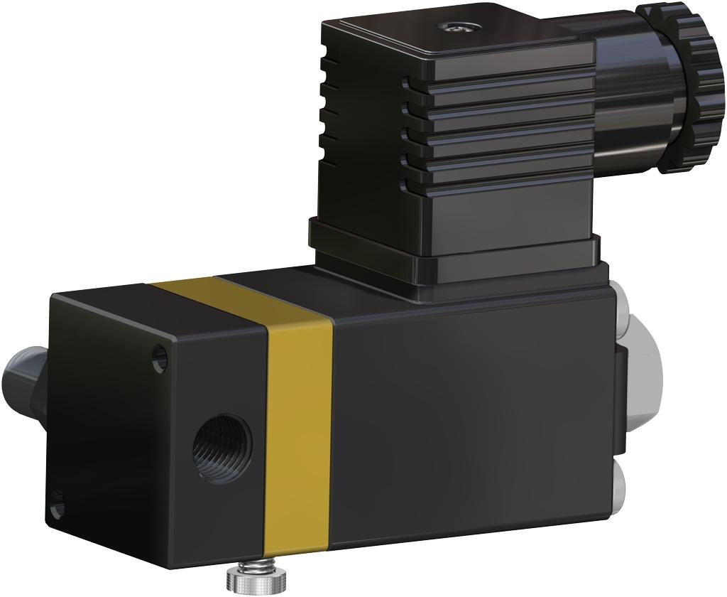 A105碳钢材质GS单效气动执行器 - 附件 - 电磁阀